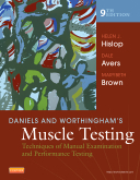Daniels and Worthingham's Muscle Testing, 9th Edition