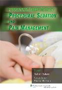 Essential Emergency Procedural Sedation and Pain Management