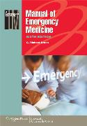 Manual of Emergency Medicine