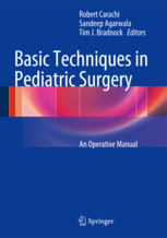 Basic Techniques in Pediatric Surgery