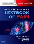 Wall & Melzack's Textbook of Pain, 6th Edition