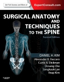 Surgical Anatomy and Techniques to the Spine, 2nd Edition