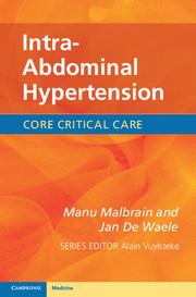 Intra-Abdominal Hypertension