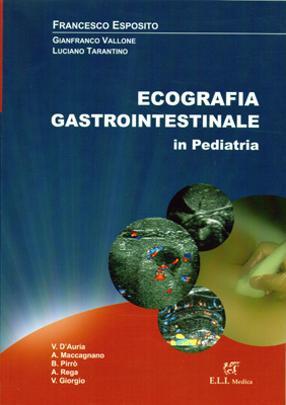 ECOGRAFIA GASTROINTESTINALE IN PEDIATRIA