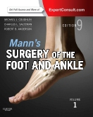 Mann's Surgery of the Foot and Ankle, 9th Edition