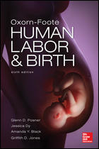 Oxorn Foote Human Labour and Birth, Sixth Edition