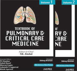 Textbook of Pulmonary and Critical Care Medicine (2 Volumes)