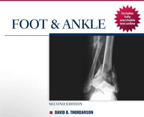 Foot & Ankle, 2 ed