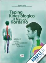Taping Kinesiologico,il Metodo Koreano