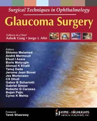 Surgical Techniques in Ophthalmology: Glaucoma Surgery