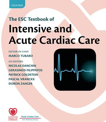 The ESC Textbook of Intensive and Acute Cardiac Care