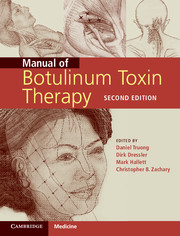 Manual of Botulinum Toxin Therapy, 2nd edition
