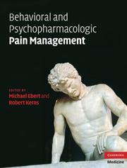 Behavioral and Psychopharmacologic Pain Management